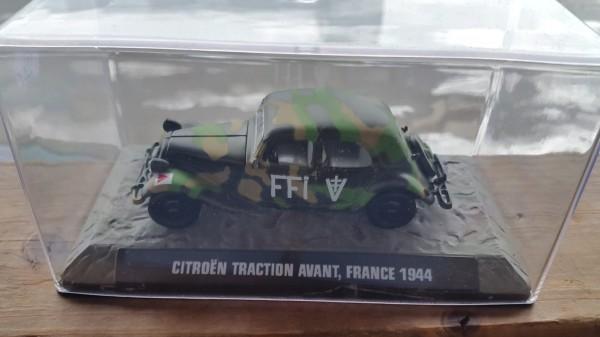Modellauto Citroen in Box