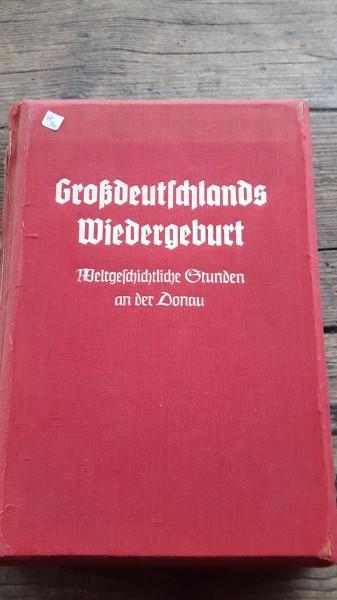 Grossdeutschland Wiedergeburt