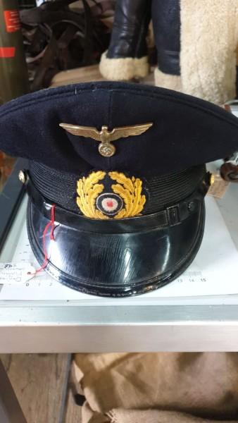 Orginal Marine Unteroffiziersmütze