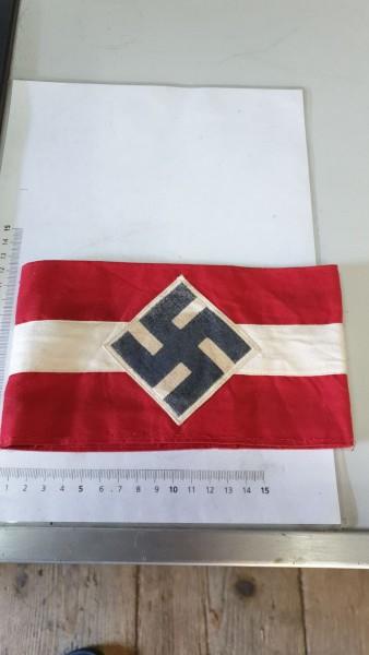 Hitlerjugend Armbinde HJ