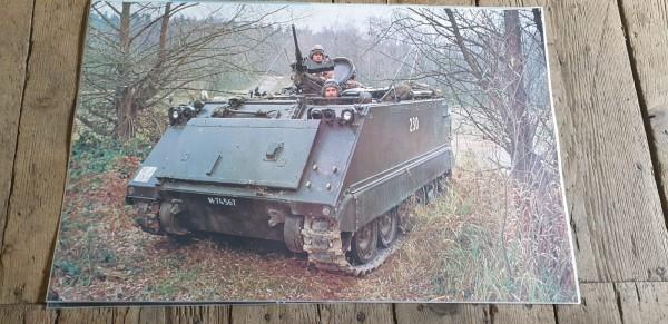 Panzerposter Schützenpanzer M113