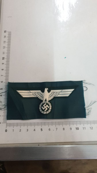Orginal Brustadler Wehrmacht