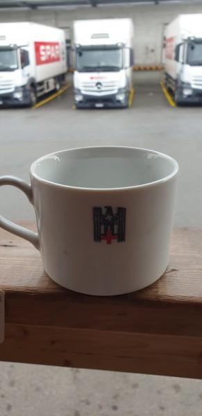 Rotkreuz Tasse 3.Reich
