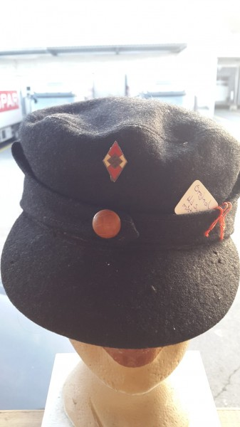 Orgnial Hitlerjugend Schirmmütze