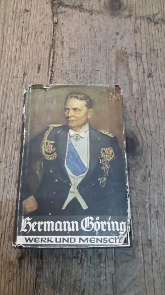 Buch Hermann Göring Werk und Mensch