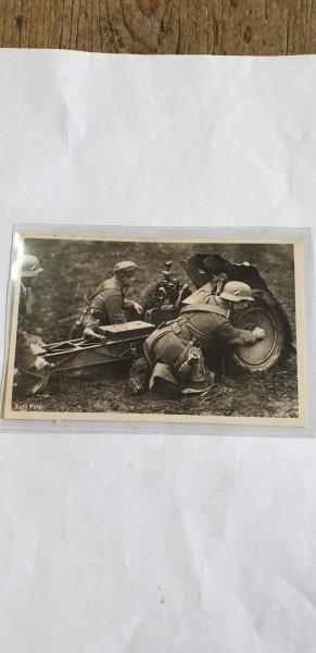Ansichtskarte Unsere Wehrmacht