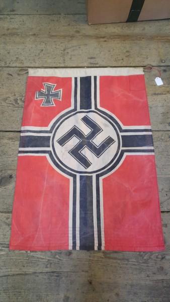Orginal Reichskriegsflagge für Schnellboot Top Zustand 50x70cm