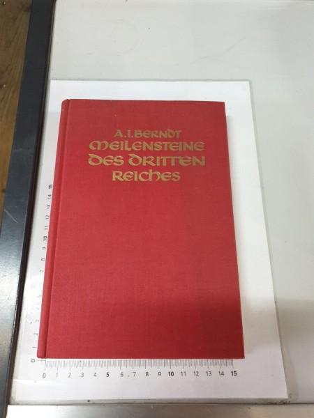 Buch Melenstein des Dritten Reiches
