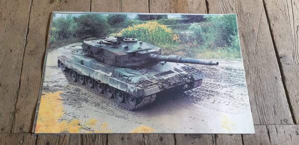 Panzerposter Leopard