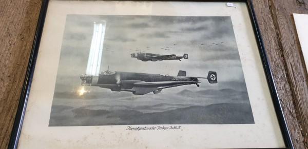 Bild Kampfgeschwader Junkers JU 86K