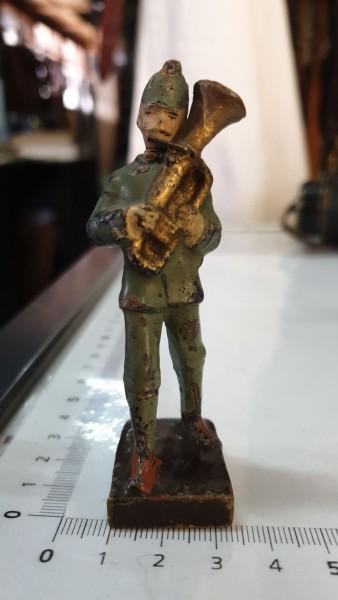 Elastolin Soldat Musikant 8.5cm