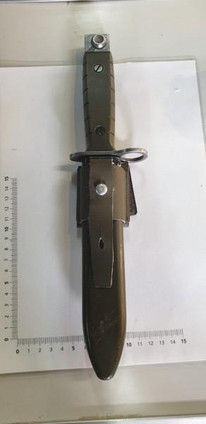 Schweizer Sturmgewehr 90 Bajonett