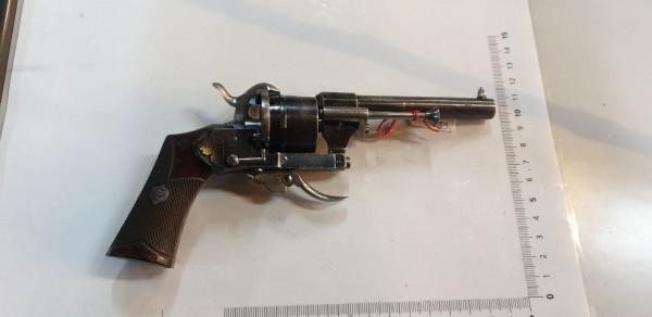Lefaucheux Revolver 8mm