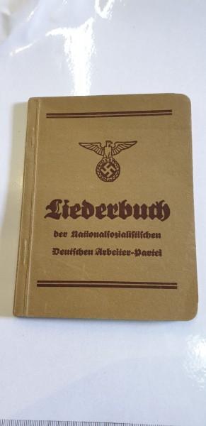 Liederbuch der Nationalsozialistischen deutschen Arbeiter-Partei