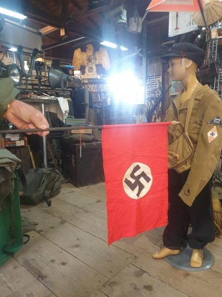 Drittes Reich Hausfahne
