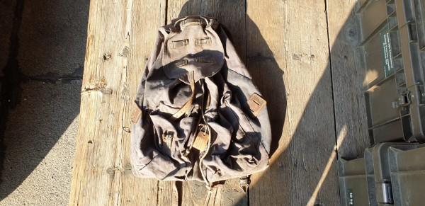 Luftwaffen Rucksack gross Orginal gestempelt