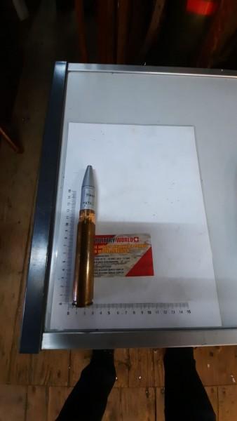Flabgeschoss 20mm CH-Armee Inerte
