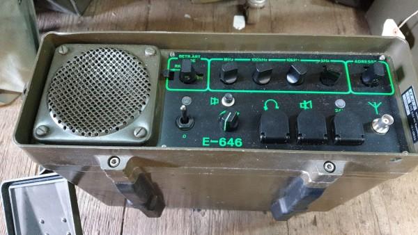 Funk 646 CH-Armee