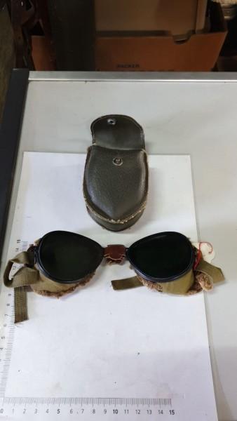 US-Gebirgsjägerbrille sehr selten