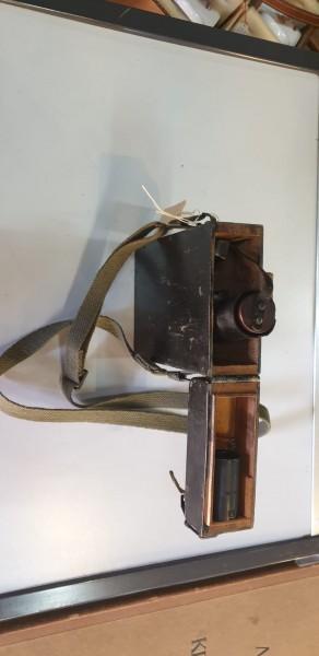 Waffen SS Totenkopf gestempelt G43 ZF + Behälter Top Zustand