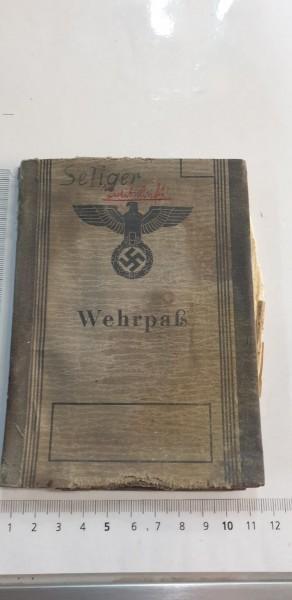 Wehrpass 3.Reich