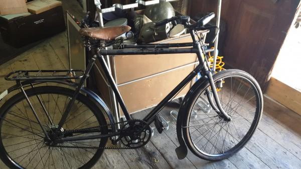 VERKAUFT-Orginal Armee Fahrrad 1945