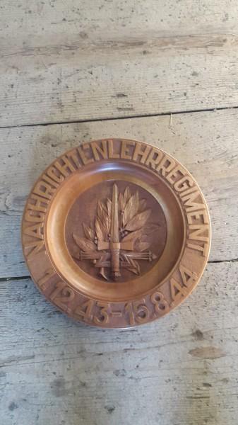 Orginal Teller Nachrichtenlehrregiment 3.Reich