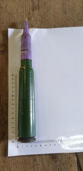 2,5cm Manipulir Flabgeschoss
