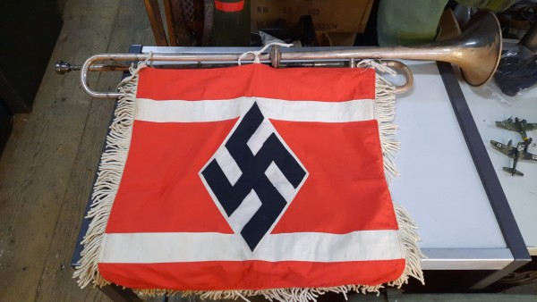 Orginal Hitlerjugend Fanfare