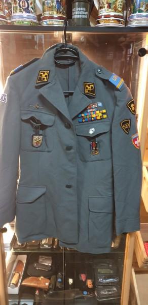 Uniforms Jacke Kafor Kosovo
