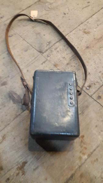 ZF zu MG11 mit Kiste