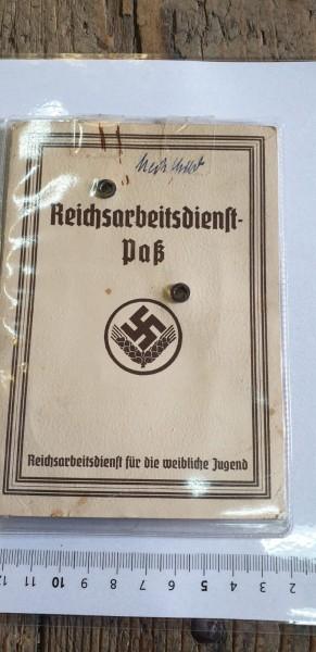 Konvolut Reichsarbeitsdienst