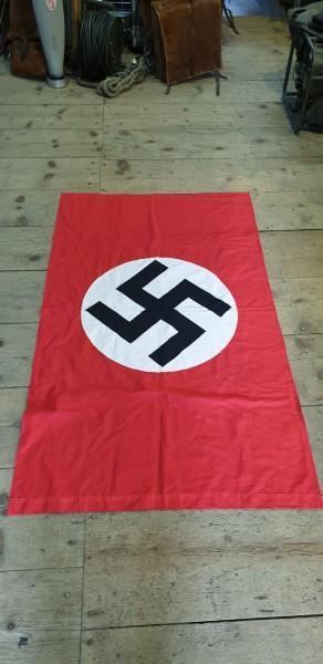 Orginal Reichfahne 3.Reich wurde gewaschen