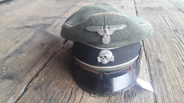 Orginal Waffen SS Unteroffiziersmütze