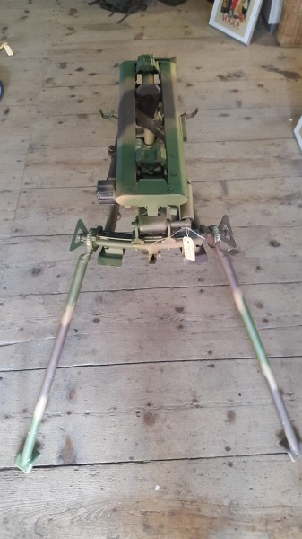 MG 42 Lafette