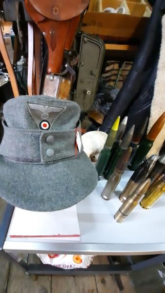 Orginal Wehrmacht Feldmütze