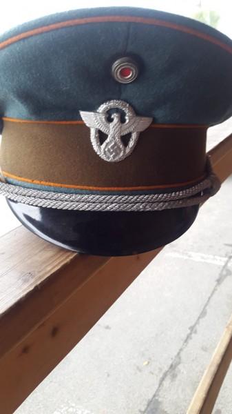Orginal Gendamerie Offiziersmütze