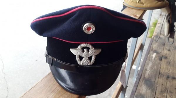 Orginal Unteroffiziersmütze Schutzpolizei