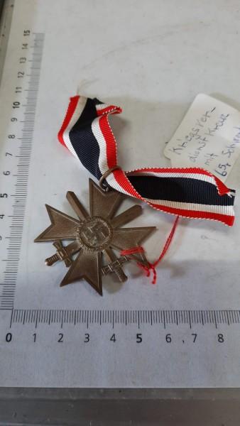 Kriegsverdienstkreuz mit Schwertern